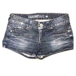 Guess Jean Shorts!